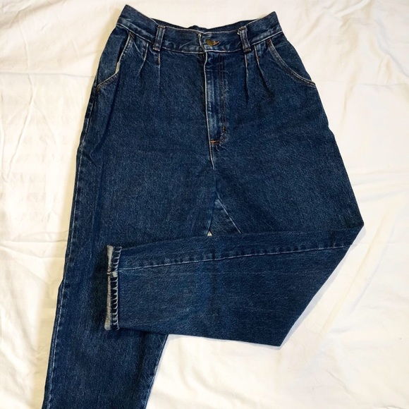 vintage Avon Fashion mom jeans